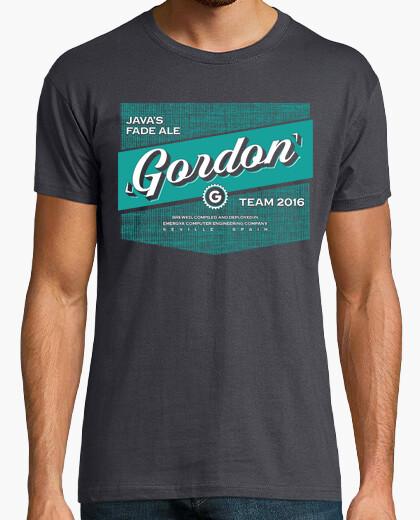 Camiseta Gordon 2016 Gris