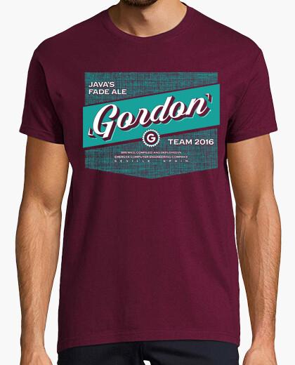 Camiseta Gordon 2016 Rojo