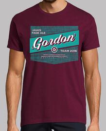 Gordon 2016 Rojo