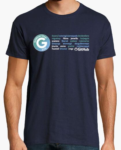 T-shirt gordon tutti los nomi, marina