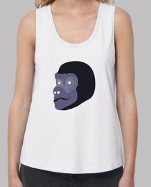 Gorila abstracto