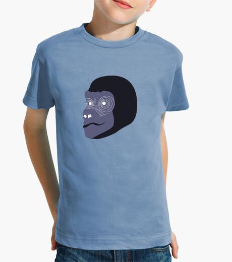 Ropa infantil Gorila abstracto