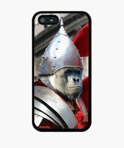 Funda iPhone Gorila con casco