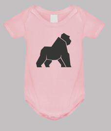 Gorila geométrico