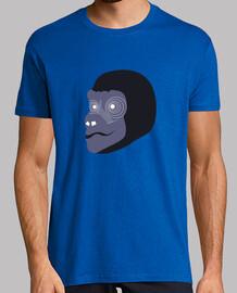 gorille abstrait