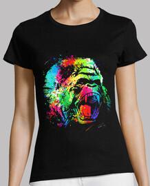gorille de technicolor
