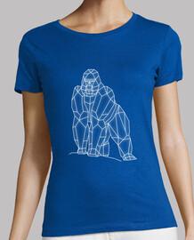 gorille géométrique m