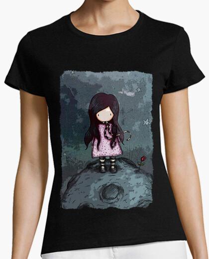 Camiseta Gorjuss (Moon)