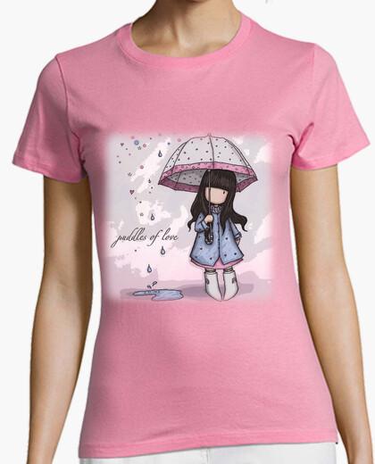 Camiseta Gorjuss (Rain)