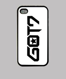 Got7 Logo Funda iPhone X