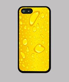 Gotas amarillo