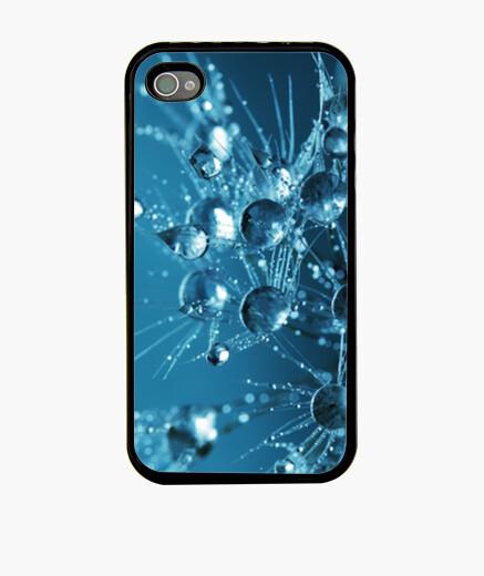 Funda iPhone Gotas de agua congeladas