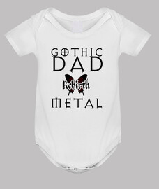 Gothic Dad Metal