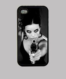 Gothic Gun Girl