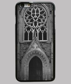 Gothic,Funda iPhone 6 Plus, negra