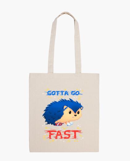 Bolsa Gotta Go Fast