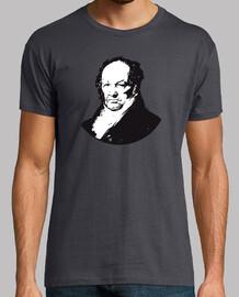 Goya camiseta hombre