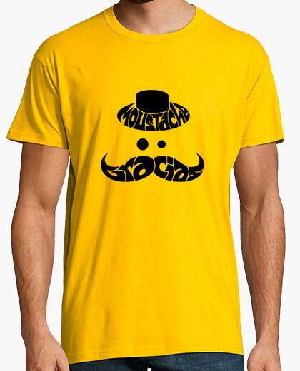 T-shirt Gracias baffi