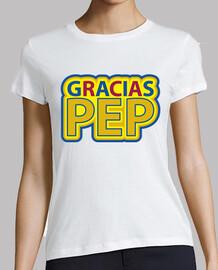 GRACIAS PEP