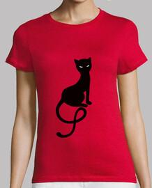 gracieuse mal chat noir