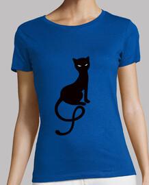 Gracious Evil Black Cat