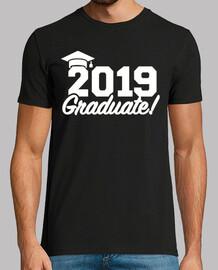 graduado de la clase de 2019