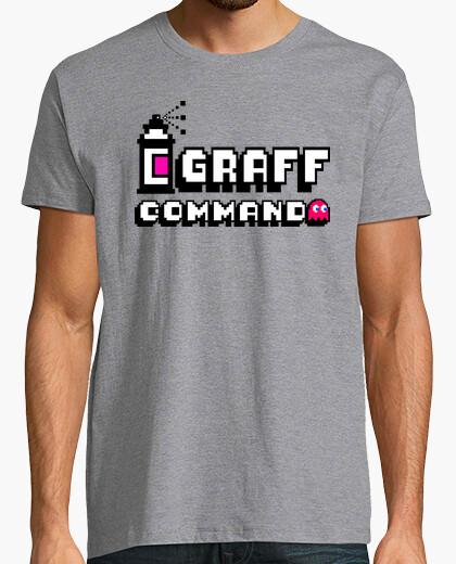 Camiseta Graff Comando Hombre
