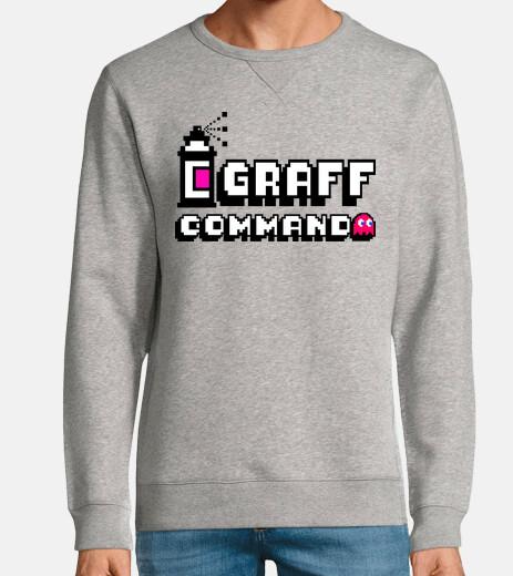 graff command sweatshirt