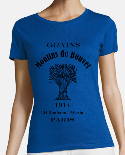 Camiseta Grains Bouvet