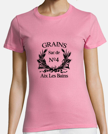 Camiseta Grains Sac de Nº 4