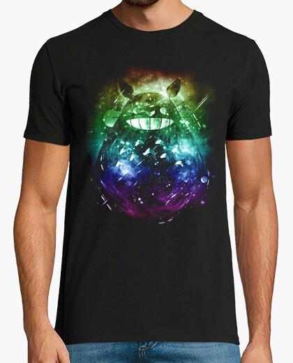 Camiseta gran amigo versión nebulosa-arco iris