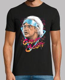 gran camisa de scott para hombre