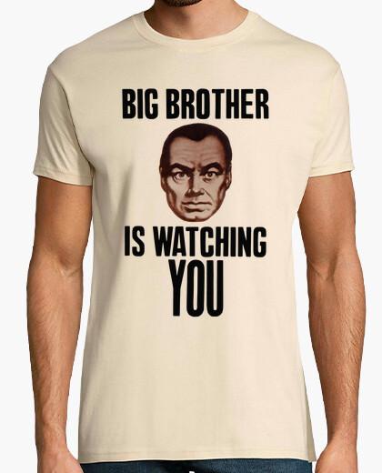 Camiseta Gran Hermano te vigila