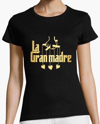 Camiseta Gran madre - amor