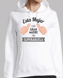 Gran Madre y SuperAbuela (Fondo Claro)