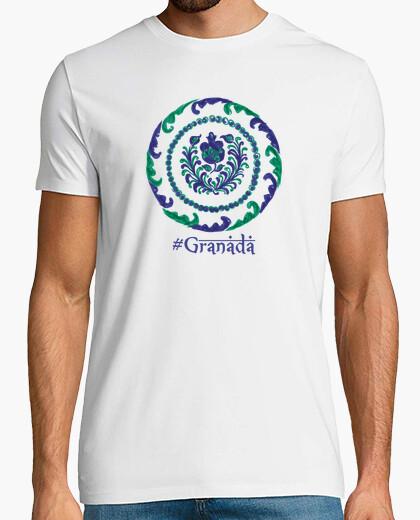 Camiseta Granada Cerámica #2