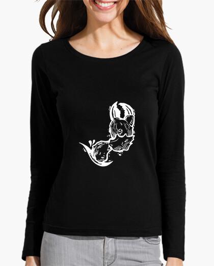 T-shirt granchio bianco