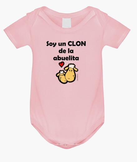 Vêtements enfant grand-mère clone