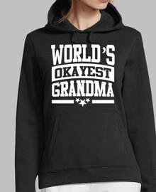 grand-mère la plus agréable du monde