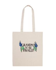 grand-mère pour finalement