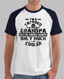grand-père tatoué seulement beaucoup pl