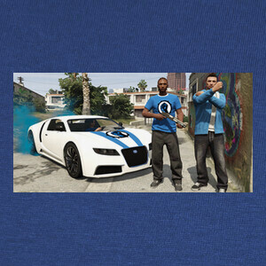 Camisetas Grand Theft Auto V Legen GTA