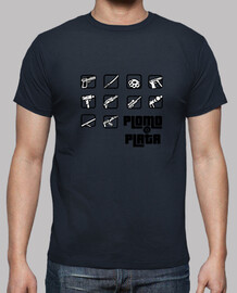 Grand Theft Plomo - T-Shirt Homme