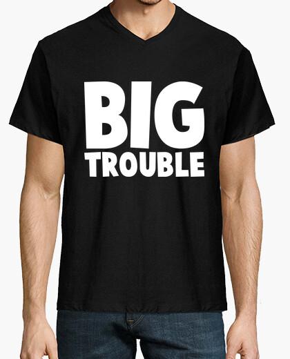 Tee-shirt grande difficulté