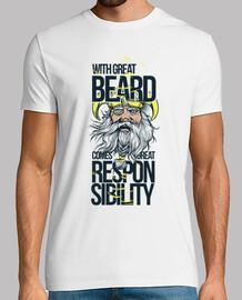 grande grande responsabilità barba