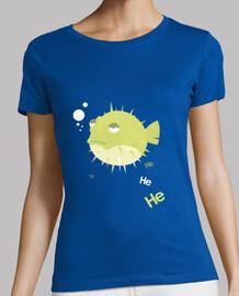 grande pallone testa di pesce