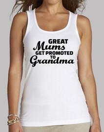 grandi mamme vengono promossi alla nonna