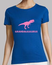 grandmasaurus, sfondo scuro