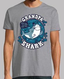 grandpa shark stroke