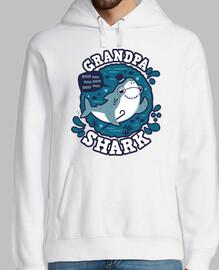 Grandpa Shark trazo